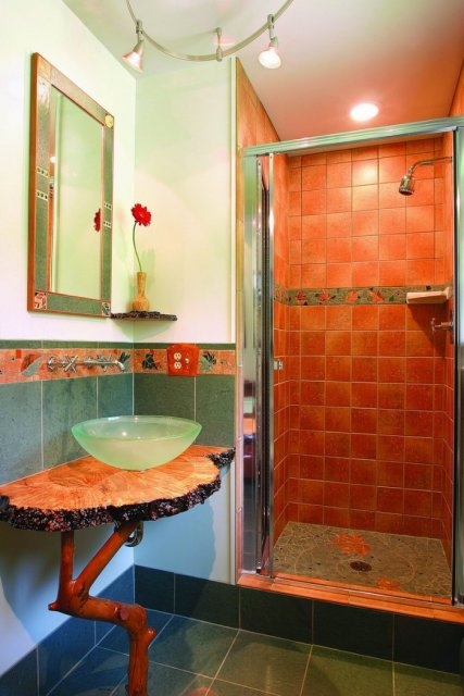 Remodel Project Bathroom GreenBuildingAdvisor - Materials for bathroom renovation