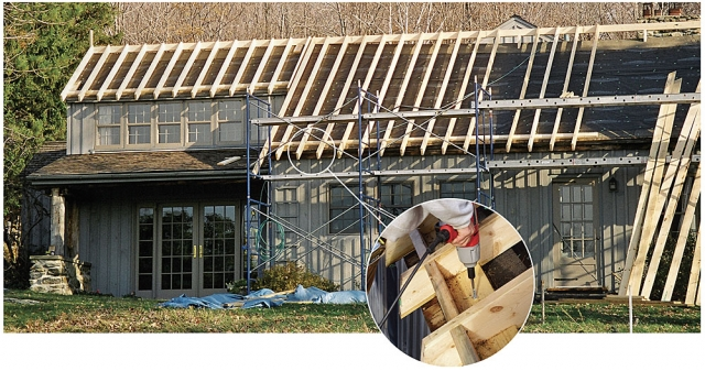 A New Roof Over The Old One Greenbuildingadvisor