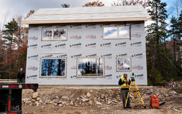 Windows, Housewrap, and Roofing Underlayment