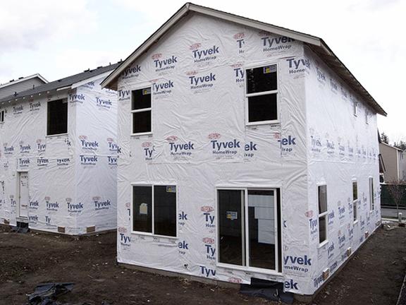 housewrap tape problems greenbuildingadvisor. Black Bedroom Furniture Sets. Home Design Ideas