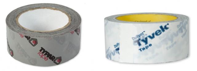 Housewrap Tape Problems - GreenBuildingAdvisor