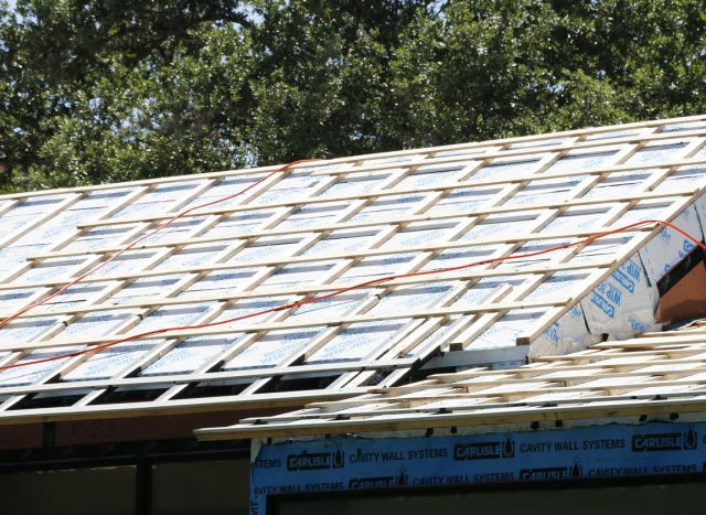 Tip 1 L And Stick Roofing Underlayment Is Key